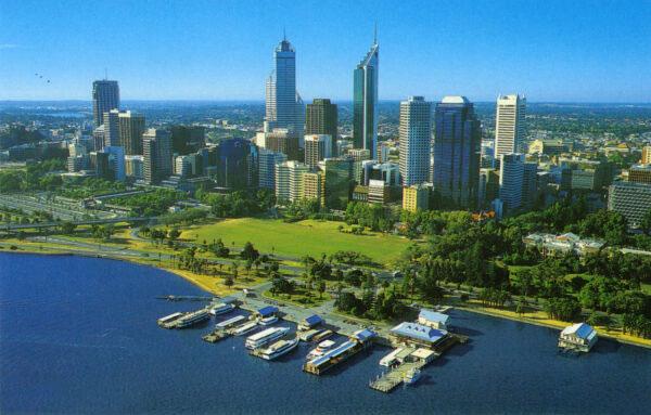 برنامه استرالیای غربی Kalgoorlie Goldfields DAMA به روز می شود