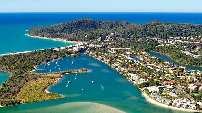 زندگی در کوئینزلند : زندگی عالی، آینده عالی
